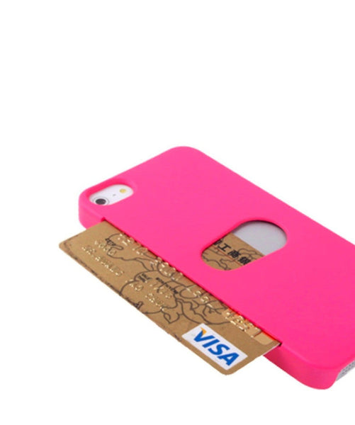 Card Holder IPhone Cover - Uptownie
