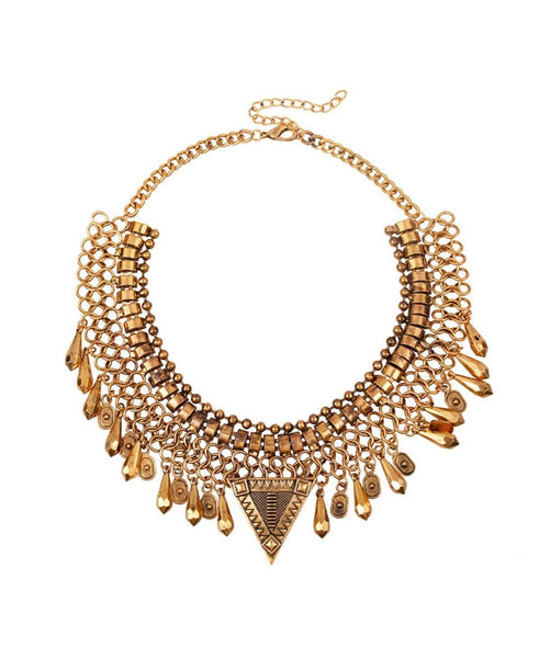 Classic Trinket Necklace - Uptownie
