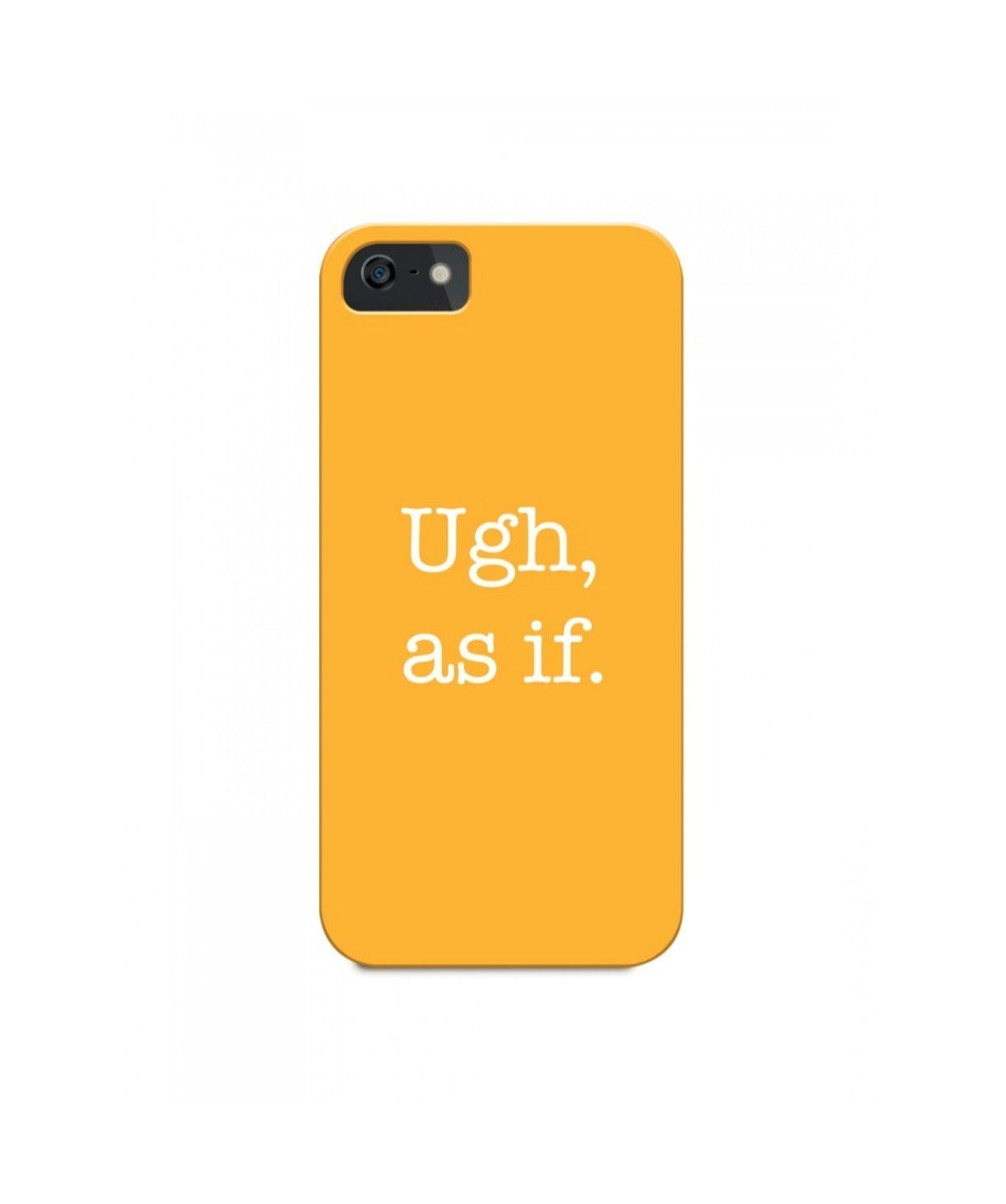 Clueless IPhone Cover (Personalisation Available) - Uptownie