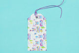 Transport Gift Tags(set of 10)(Personalisation Available) - Uptownie