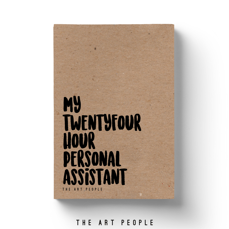 Assistant Notebook - Uptownie