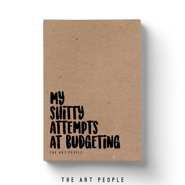 Budgeting Notebook - Uptownie