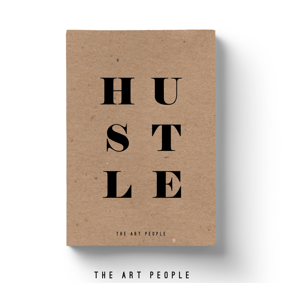 Hustle Notebook - Uptownie