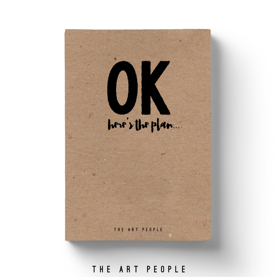 OK Notebook - Uptownie