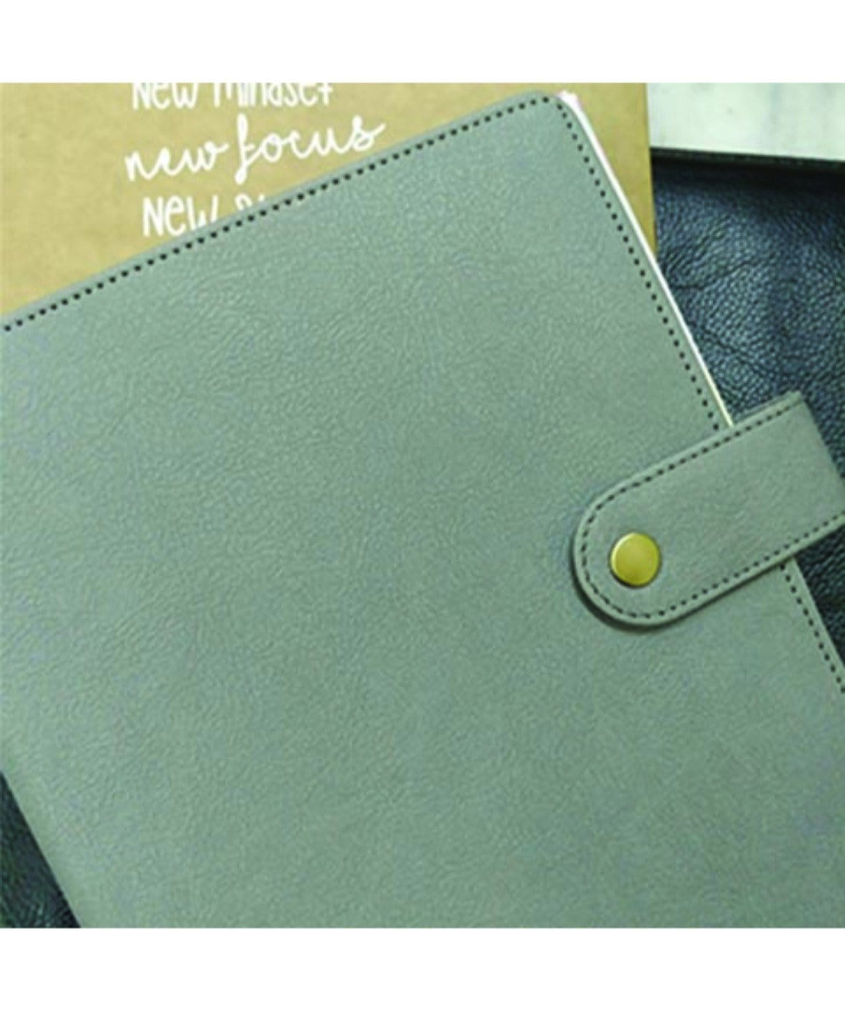 Diary Planner (Powder Grey) - Uptownie