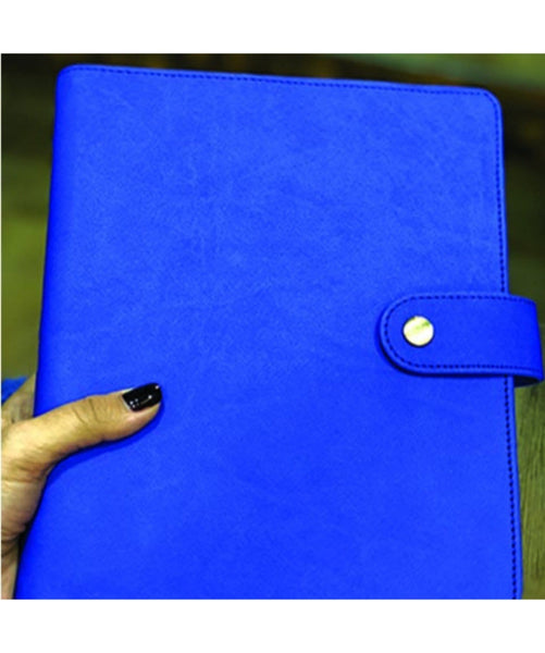 Diary Planner (Ink Blue) - Uptownie
