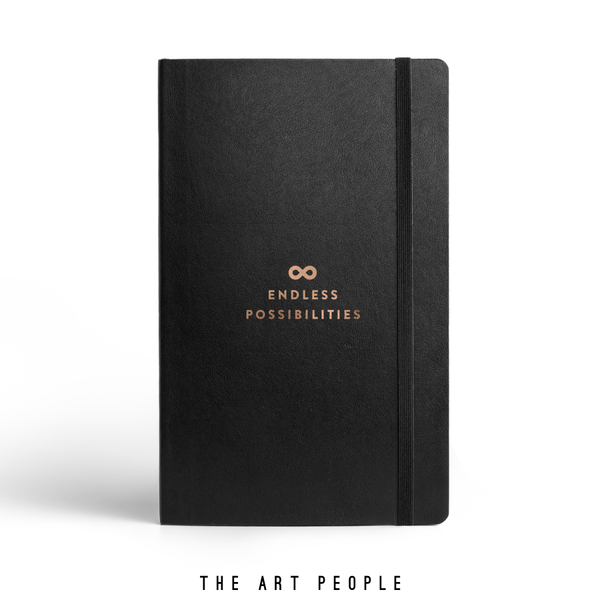 Possibilities Journal With Elastic Band - Uptownie