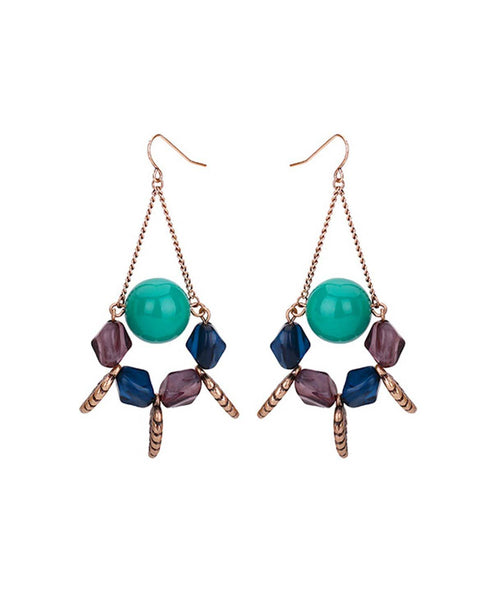 Beaded Bella Earrings - Uptownie