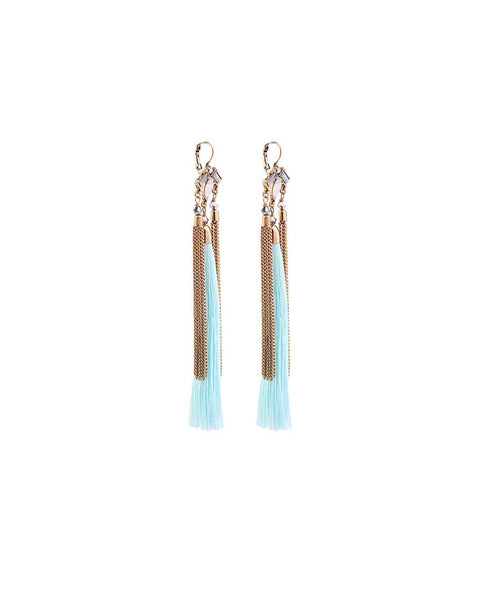 Tassel Town Earrings - Uptownie