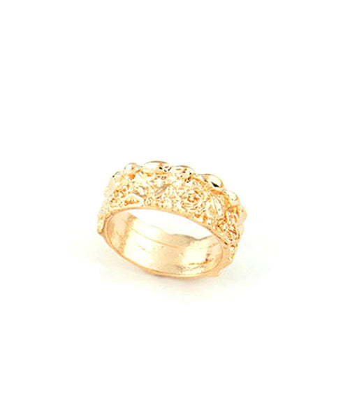 Empire Statement Ring - Uptownie