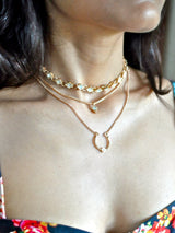 Enamor Link Necklace - Uptownie