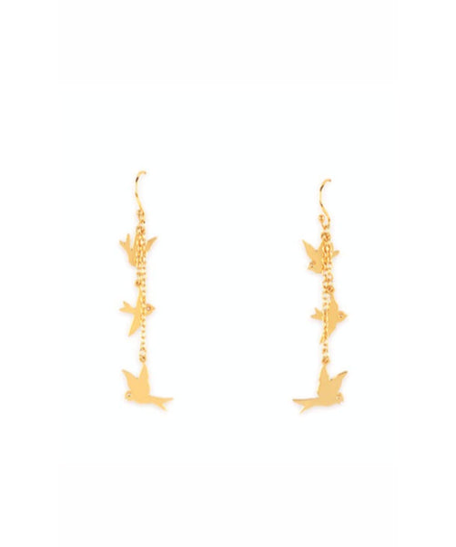 Fly Away Earrings - Uptownie