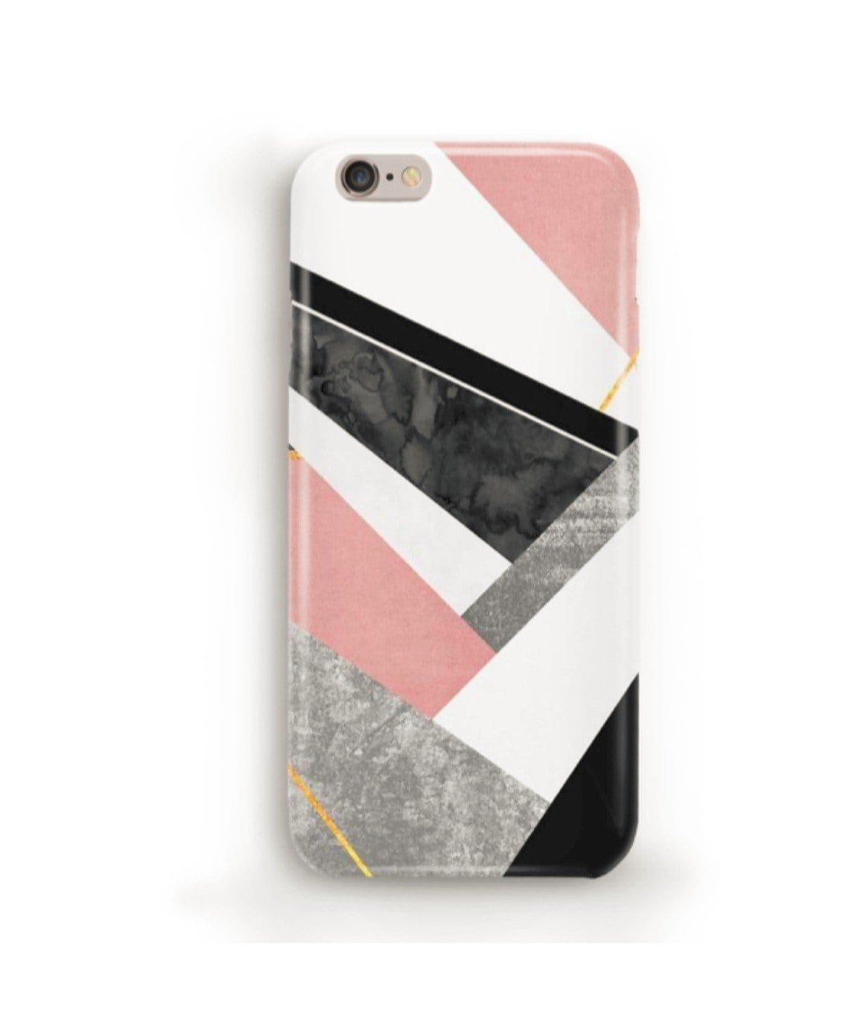 Geometric Glide IPhone Cover (Personalisation Available) - Uptownie