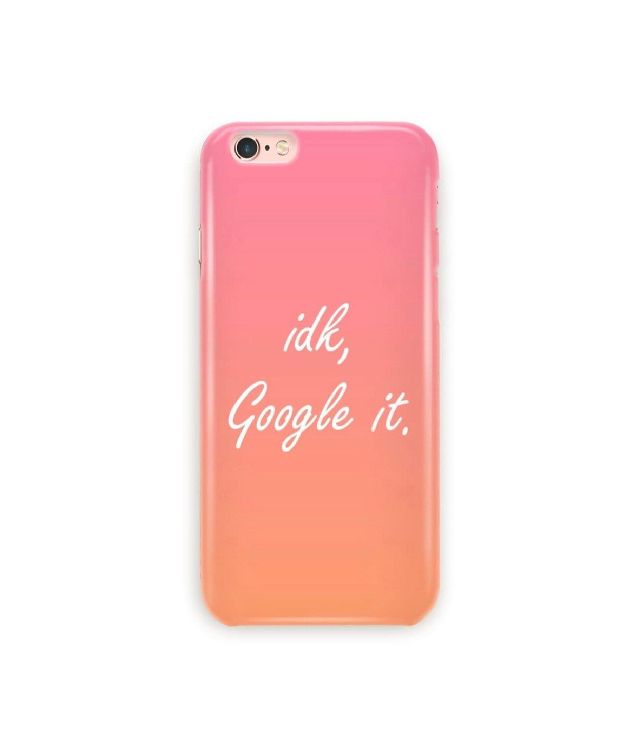 Google It IPhone Cover (Personalisation Available) - Uptownie