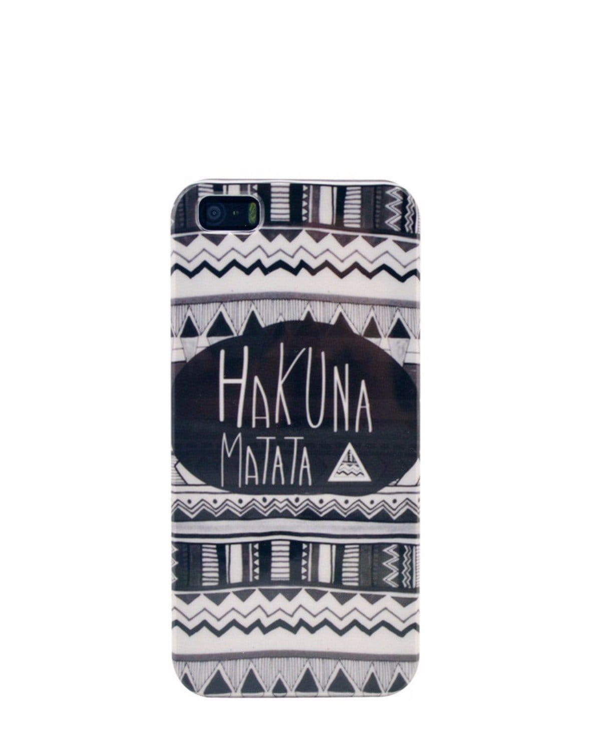 Hakuna Matata IPhone Cover - Uptownie