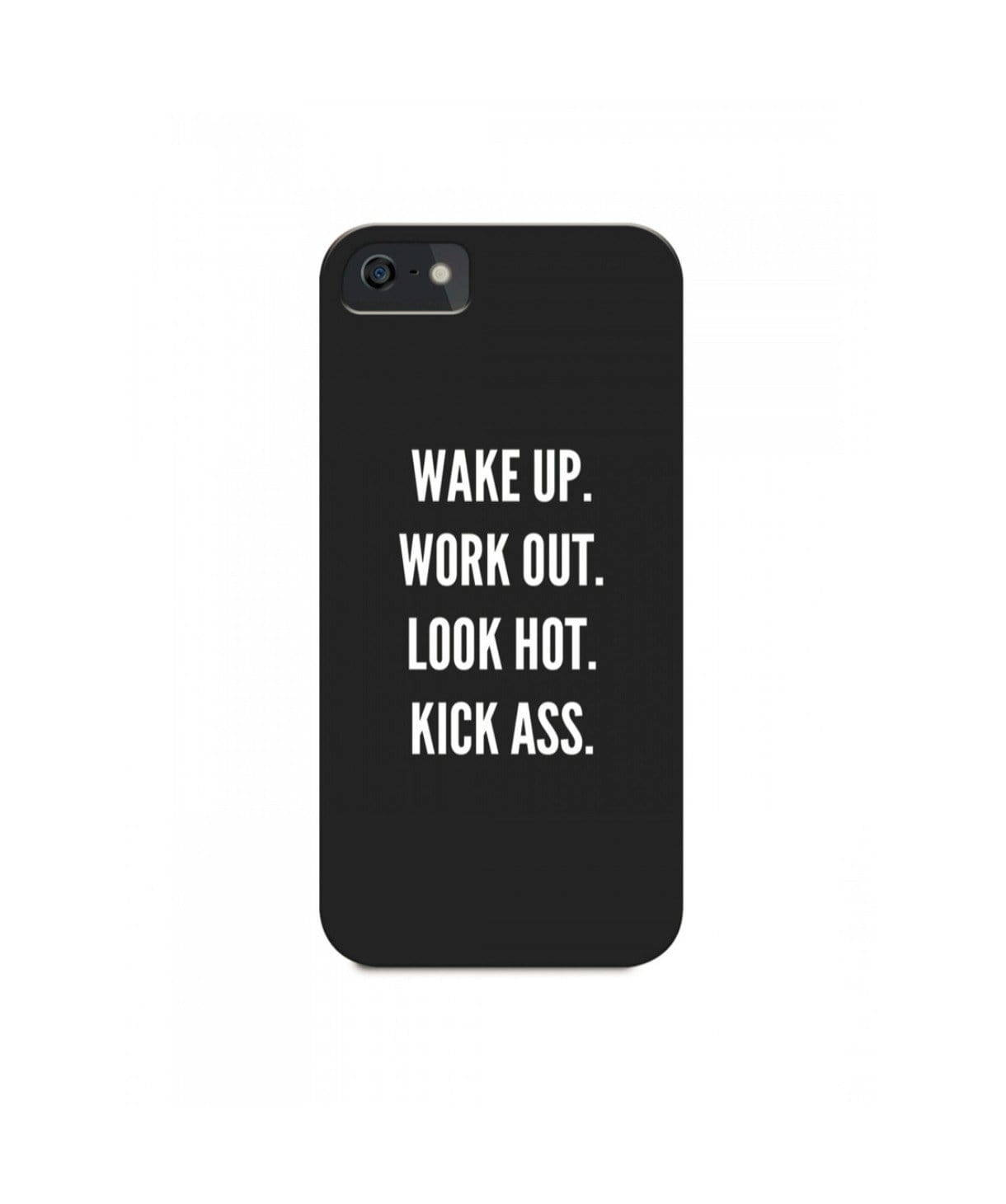 Kick Ass IPhone Cover (Personalisation Available) - Uptownie