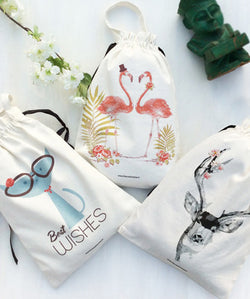 Utility/ Gift Bags (L) - Dreamy & Mystical(Pack of 3)