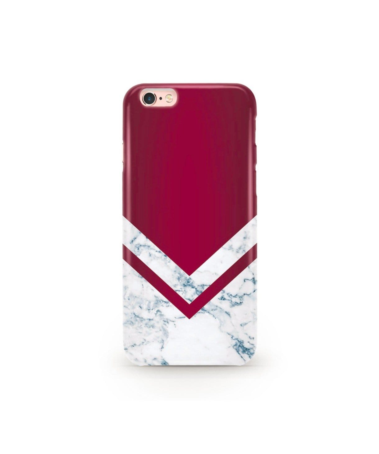 Marble Tryst IPhone Cover (Personalisation Available) - Uptownie