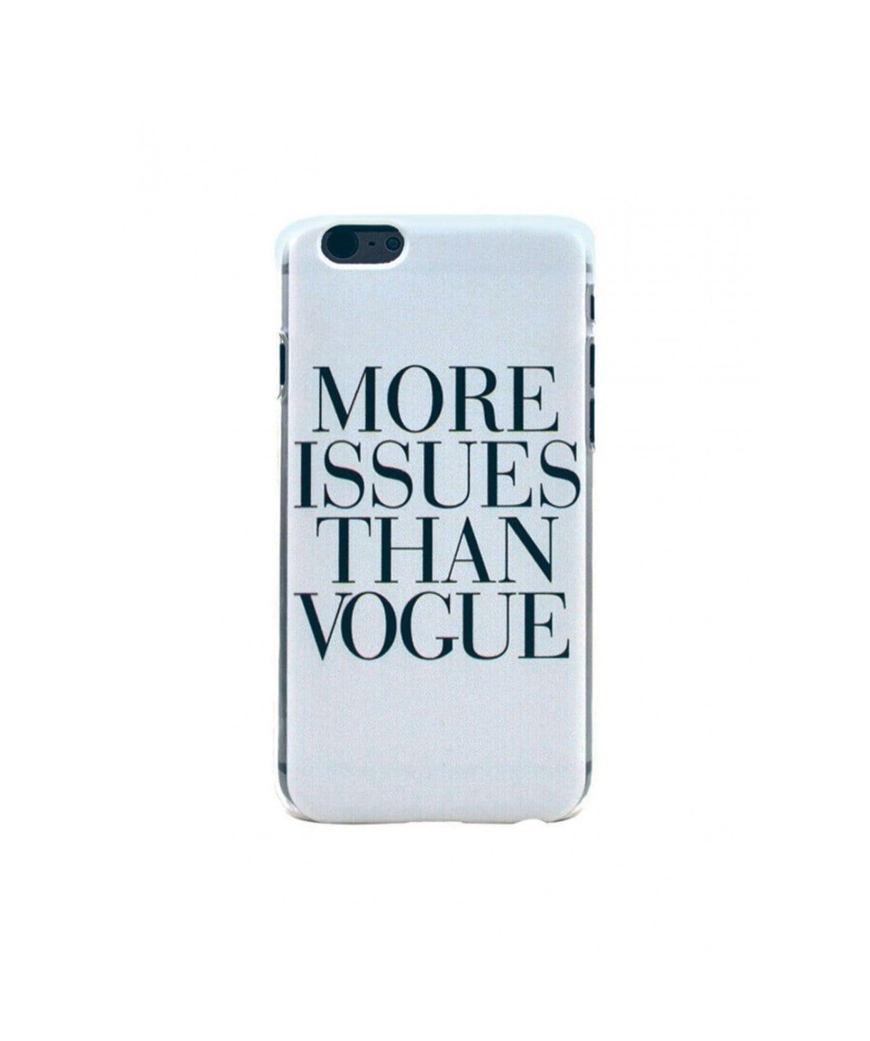 Miss Vogue IPhone Cover (Personalisation Available) - Uptownie