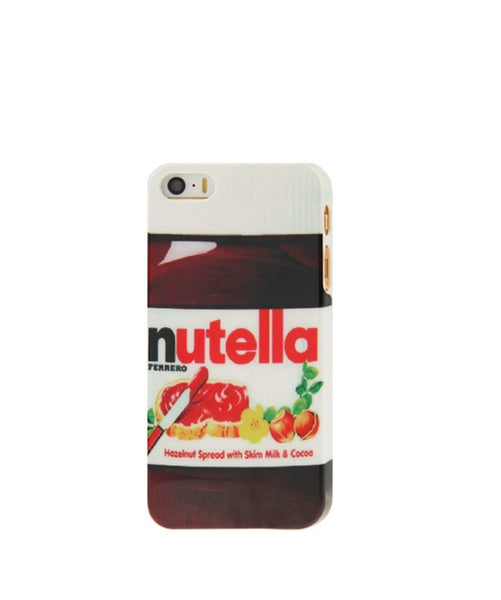 Nutella IPhone Cover - Uptownie