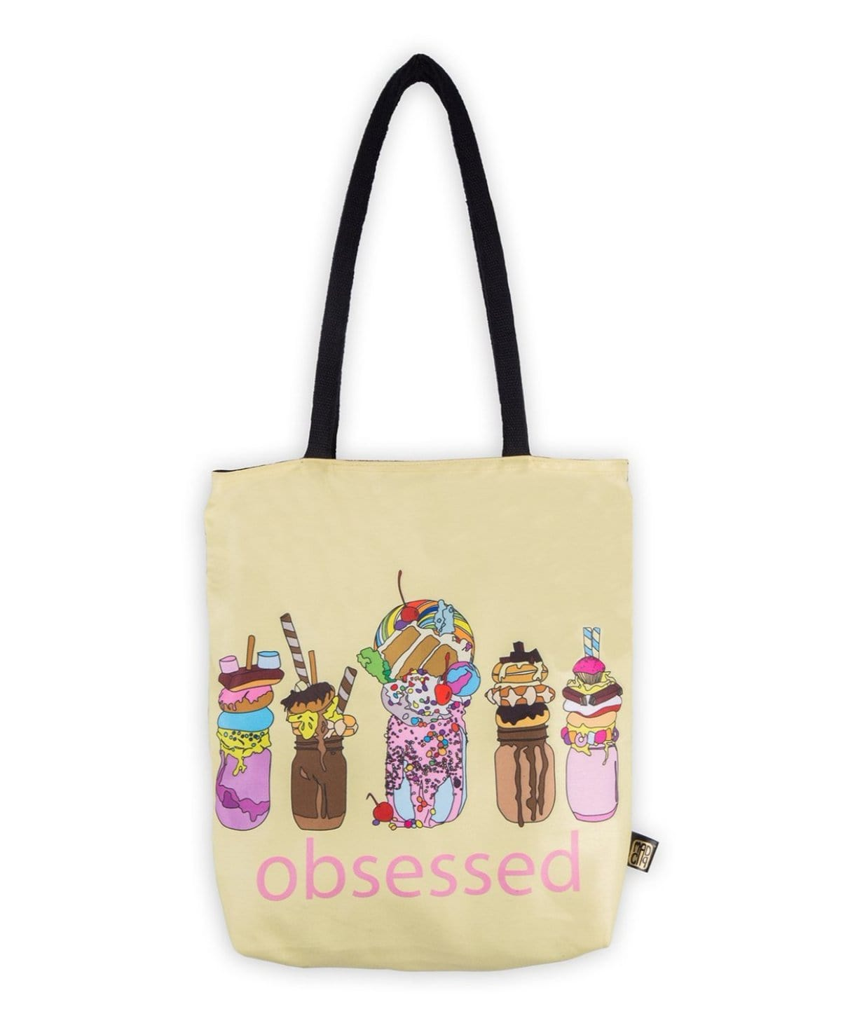 Obsession Tote Bag. Uptownie.