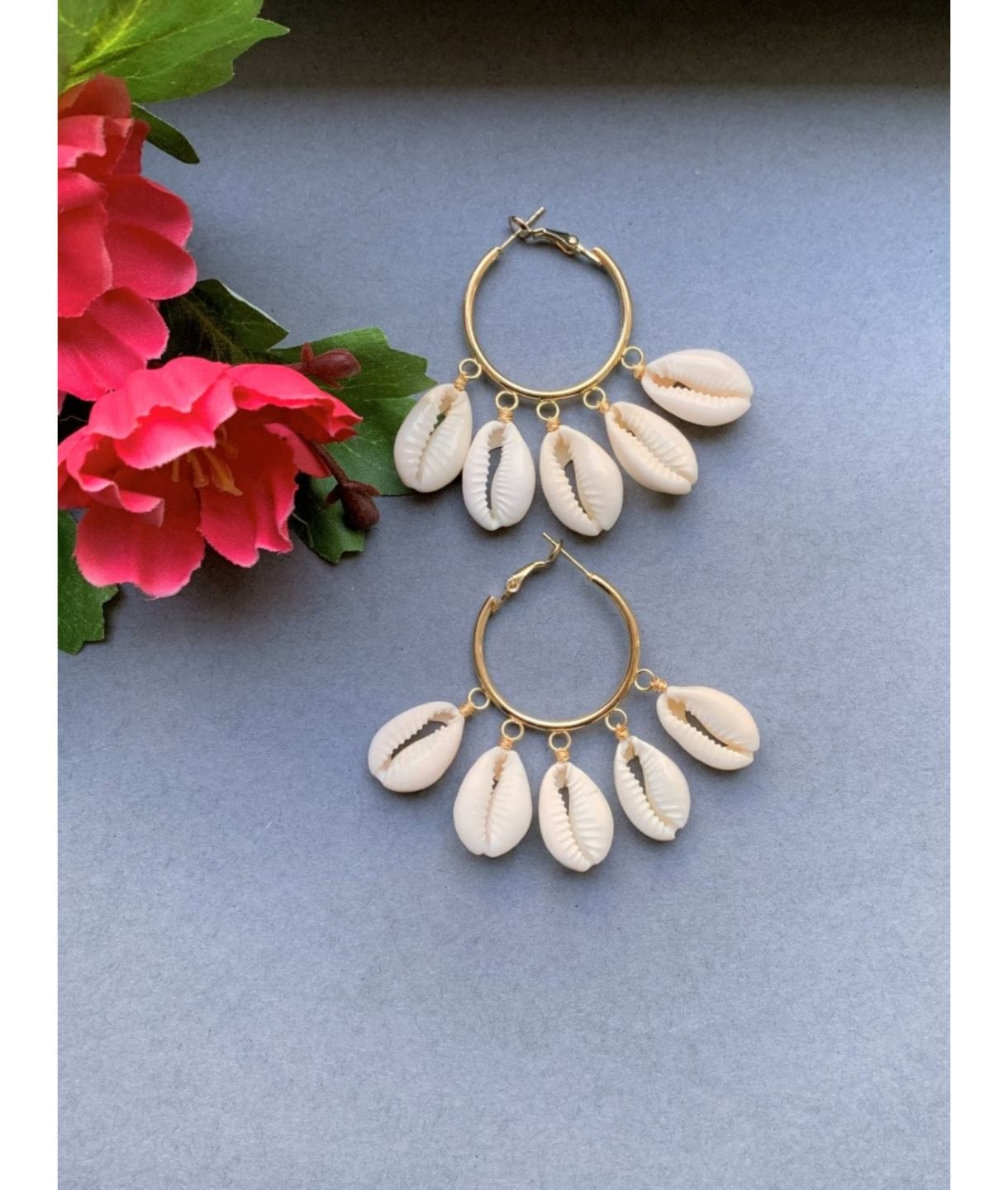 DROP SHELL HOOPS