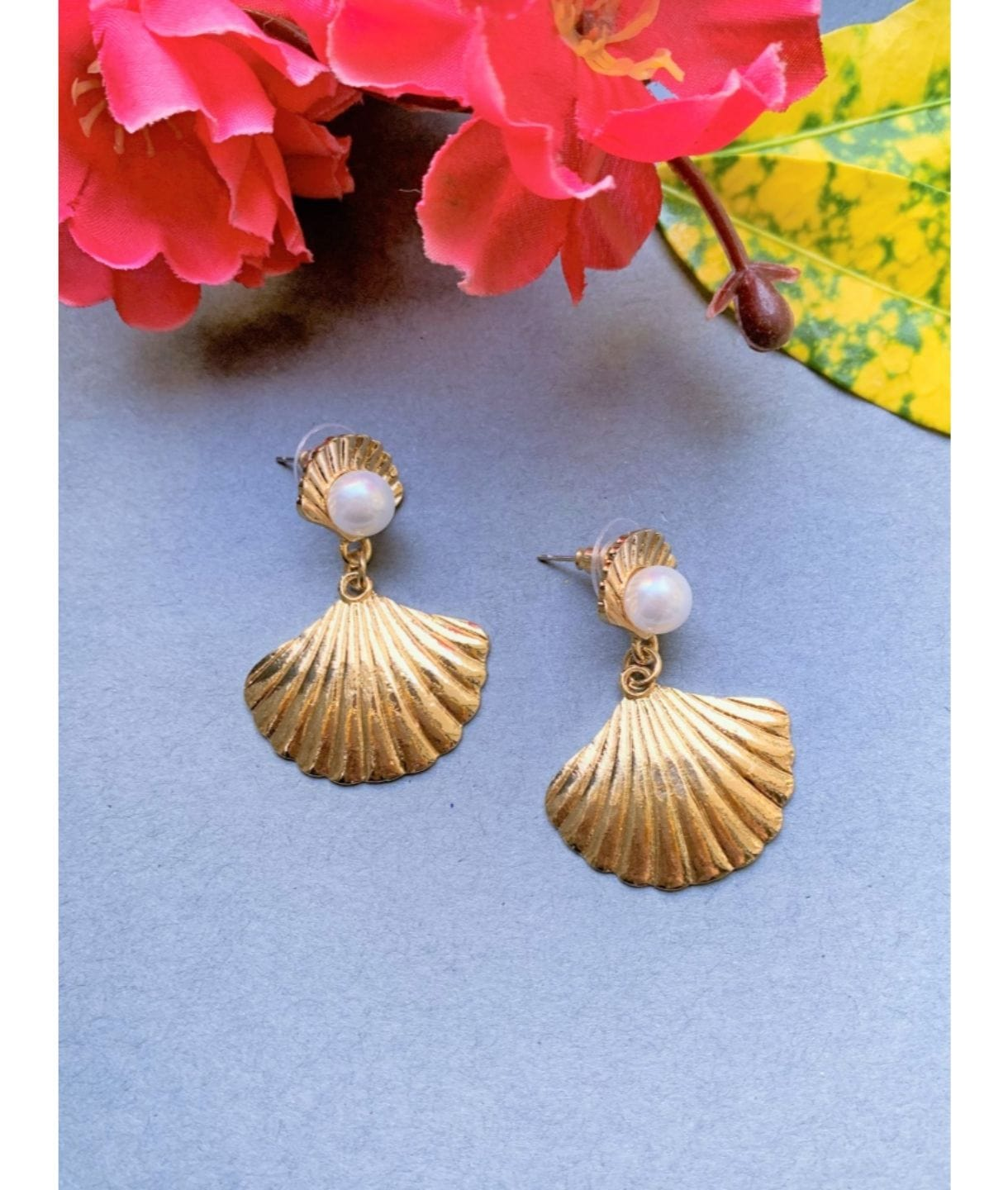 FAIRY SHELL EARRINGS