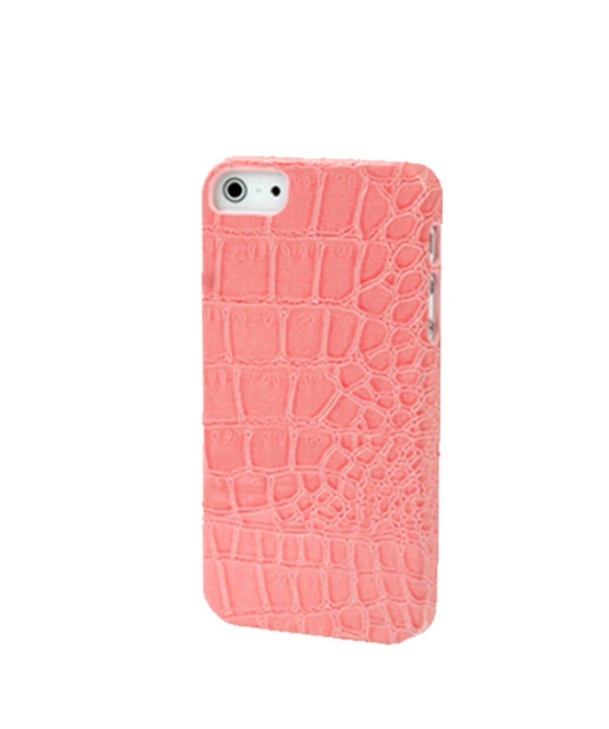 Pink Textured IPhone Cover - Uptownie