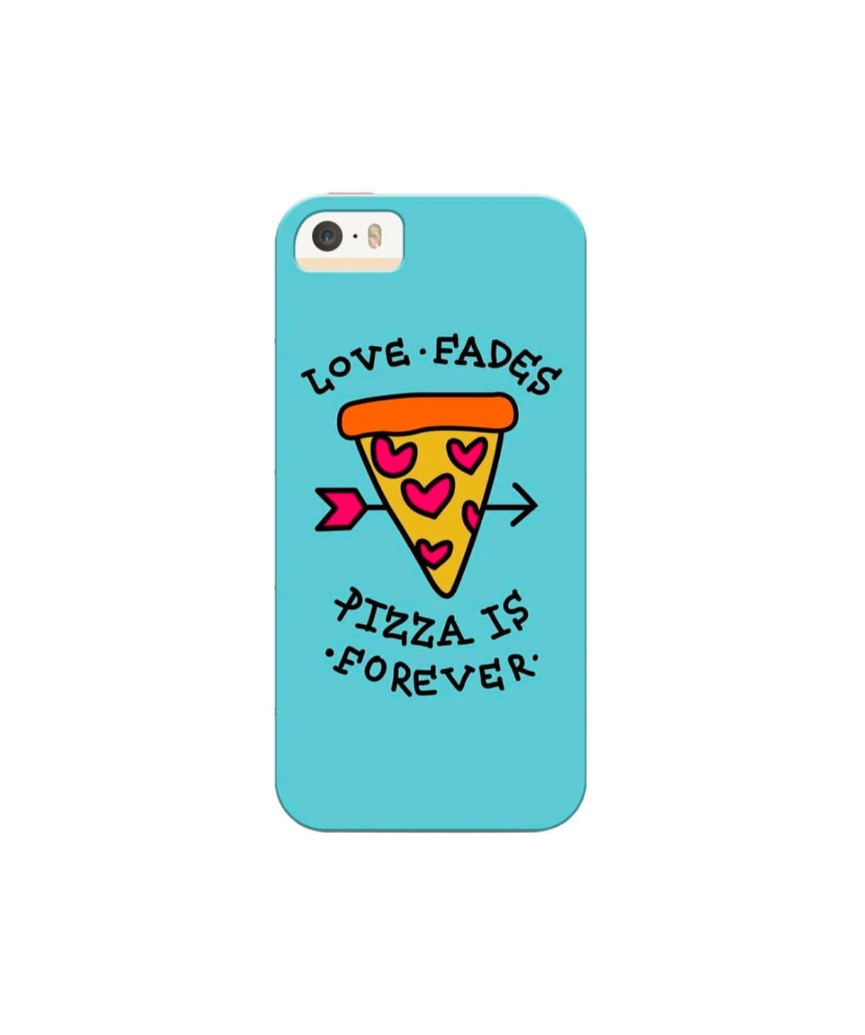 Pizza Is Forever IPhone Cover (Personalisation Available) - Uptownie