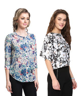 Printed Tops Super Saver Combo