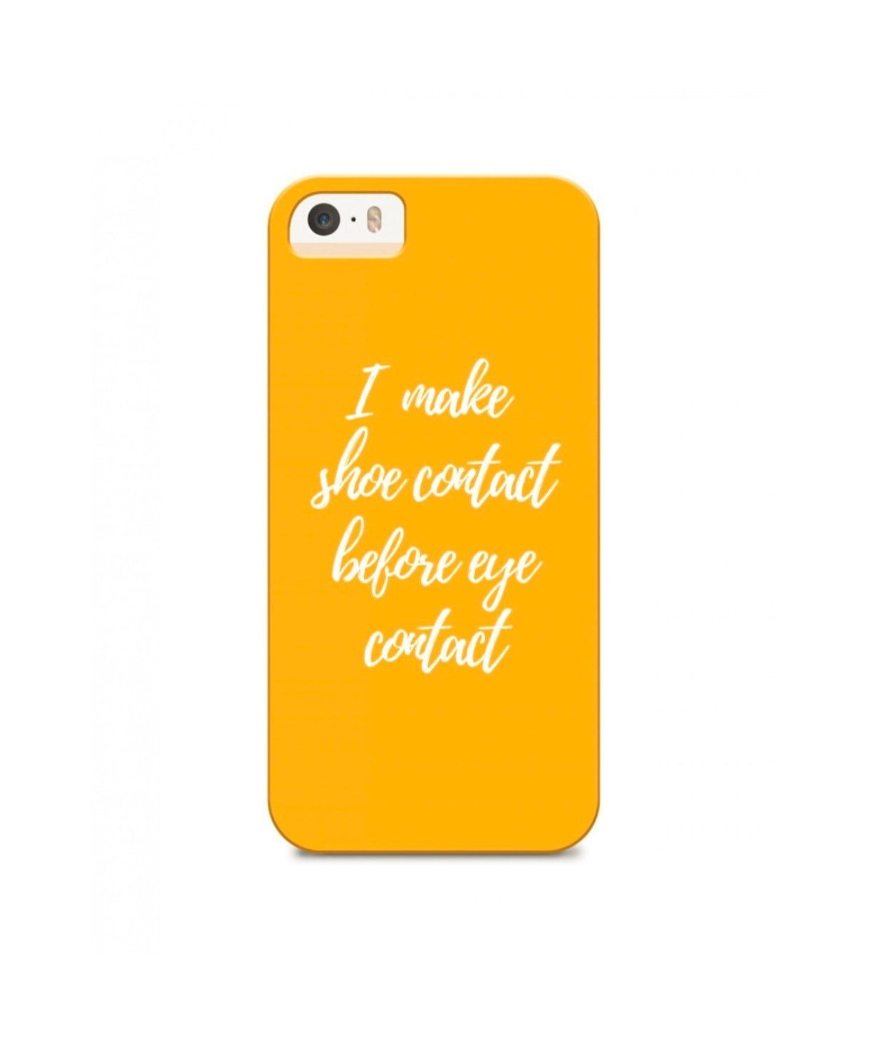 Repeat After Me IPhone Cover (Personalisation Available) - Uptownie