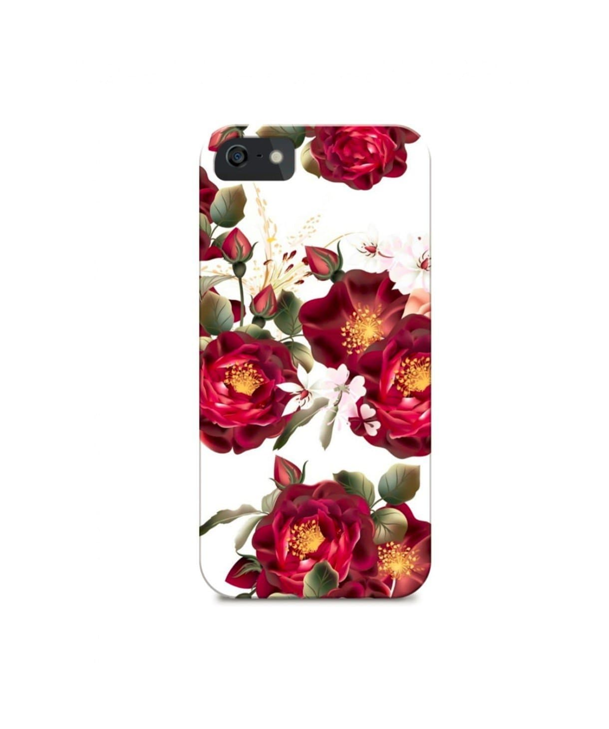 Rosette Phone Cover (Personalisation Available) - Uptownie