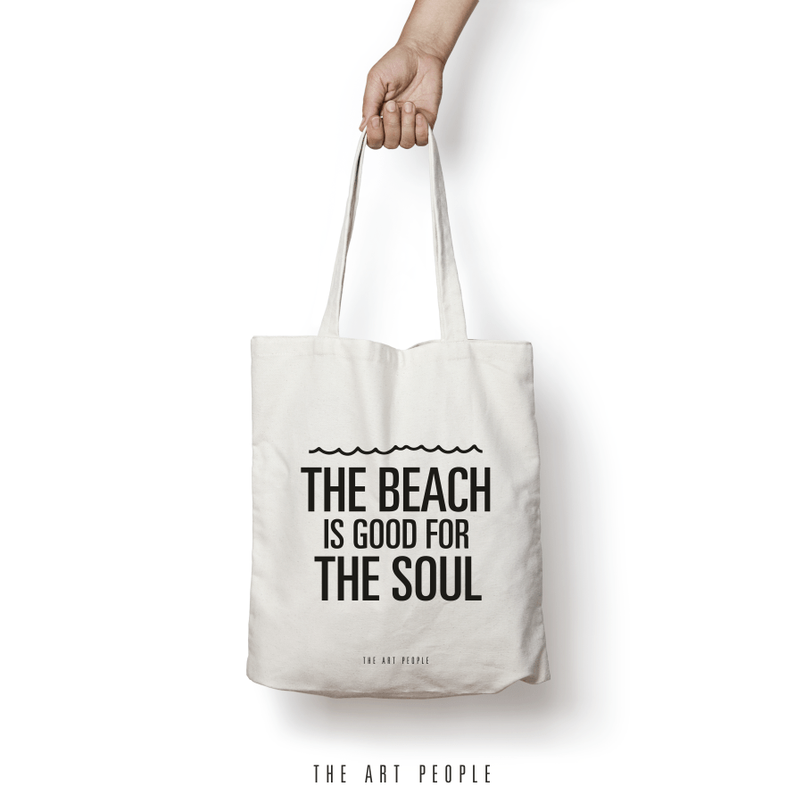 Soul Tote Bag. Uptownie.