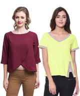 Uptownie The Comfy and Chic T-Shirts Super Saver Combo 1 summer sale