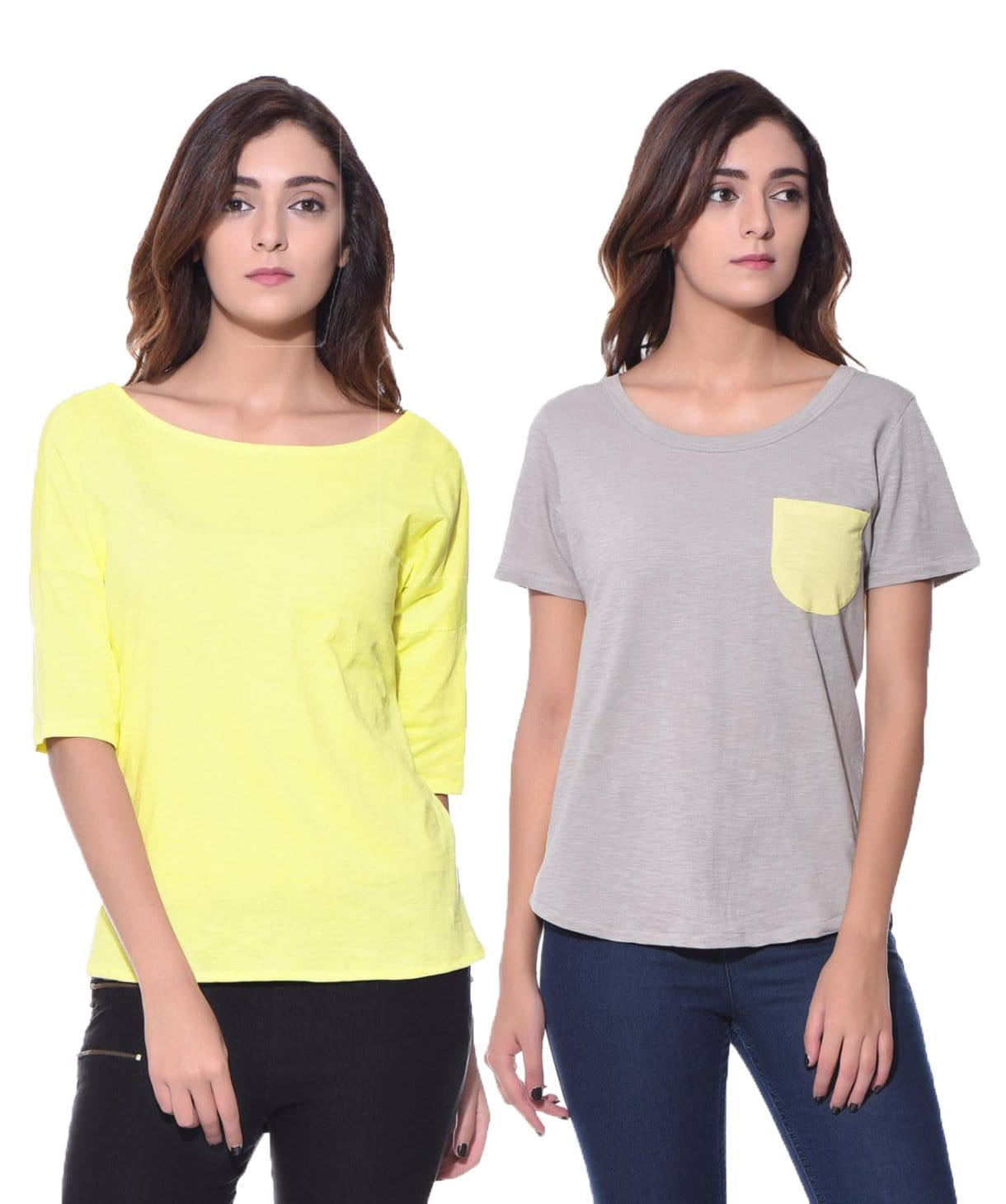 Uptownie The Morning to Evening T-Shirts Super Saver Combo 1 clearance sale