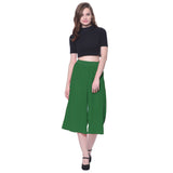 Pleat Me Right Culottes