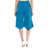 Uptownie Sky Blue Adjustable Culottes 5 trendsale