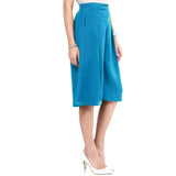 Uptownie Sky Blue Adjustable Culottes 4 trendsale