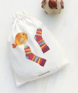Uptownie X Whistling Yarns Kids Accessory Bags(Pack of 3). - UPTOWNIE