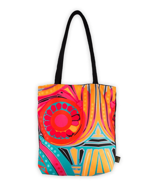 Vibrance Tote Bag. Uptownie.