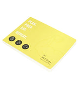 DIET PLANNER Diary Yellow - Uptownie