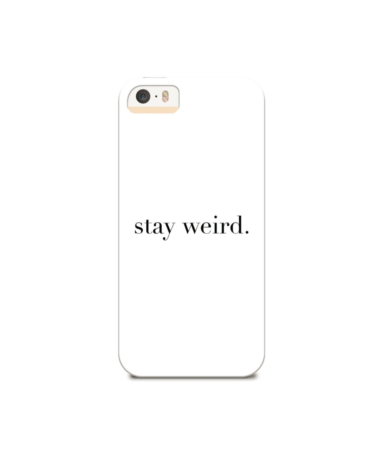 Weirdo Phone Cover - Uptownie
