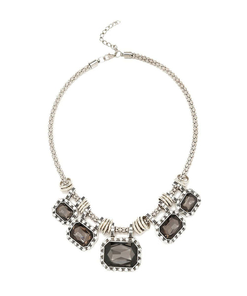 Banquet Dazzle Necklace - Uptownie