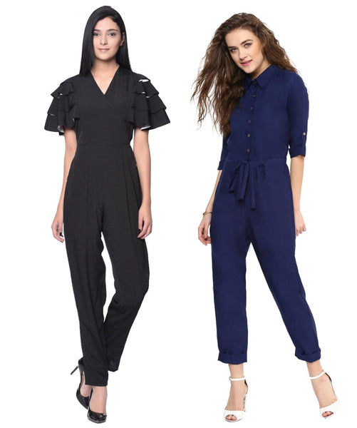 Jumpsuits Super Saver Combo - Uptownie