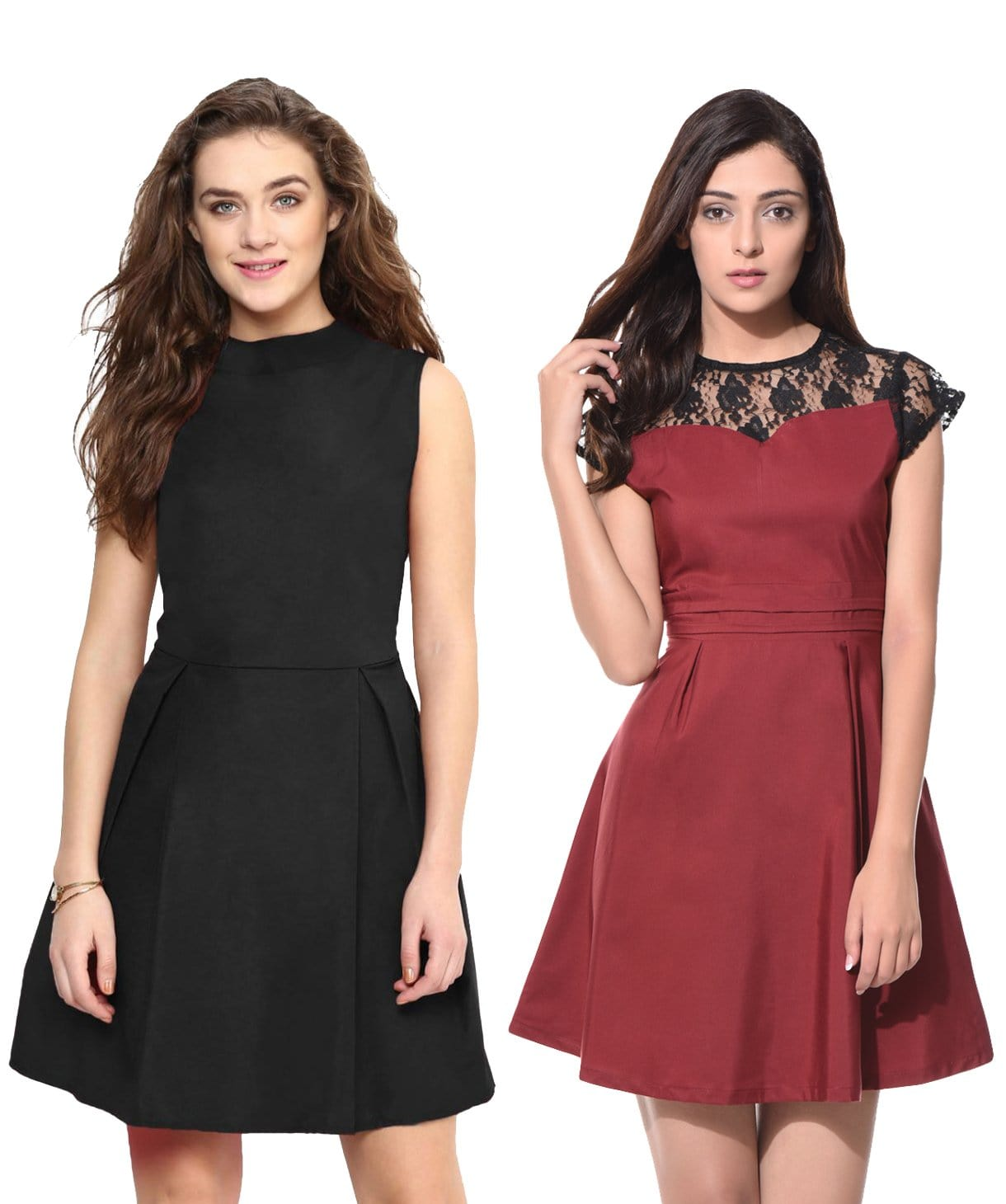 Party Dress Super Saver Combo - Uptownie
