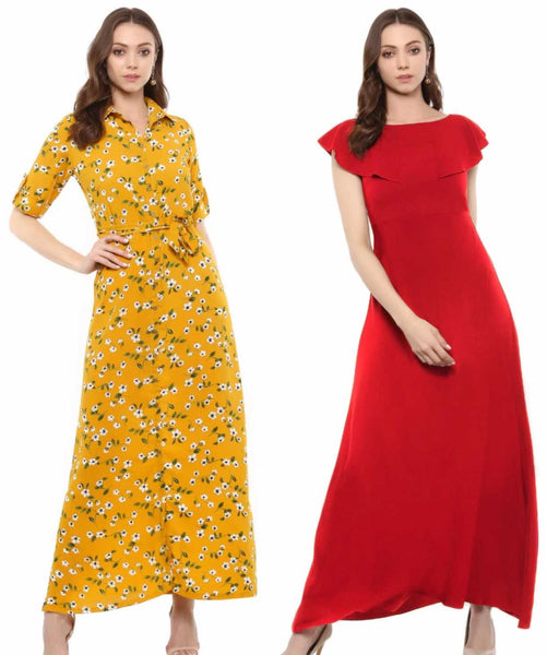 Maxi Dresses Super Saver Combo