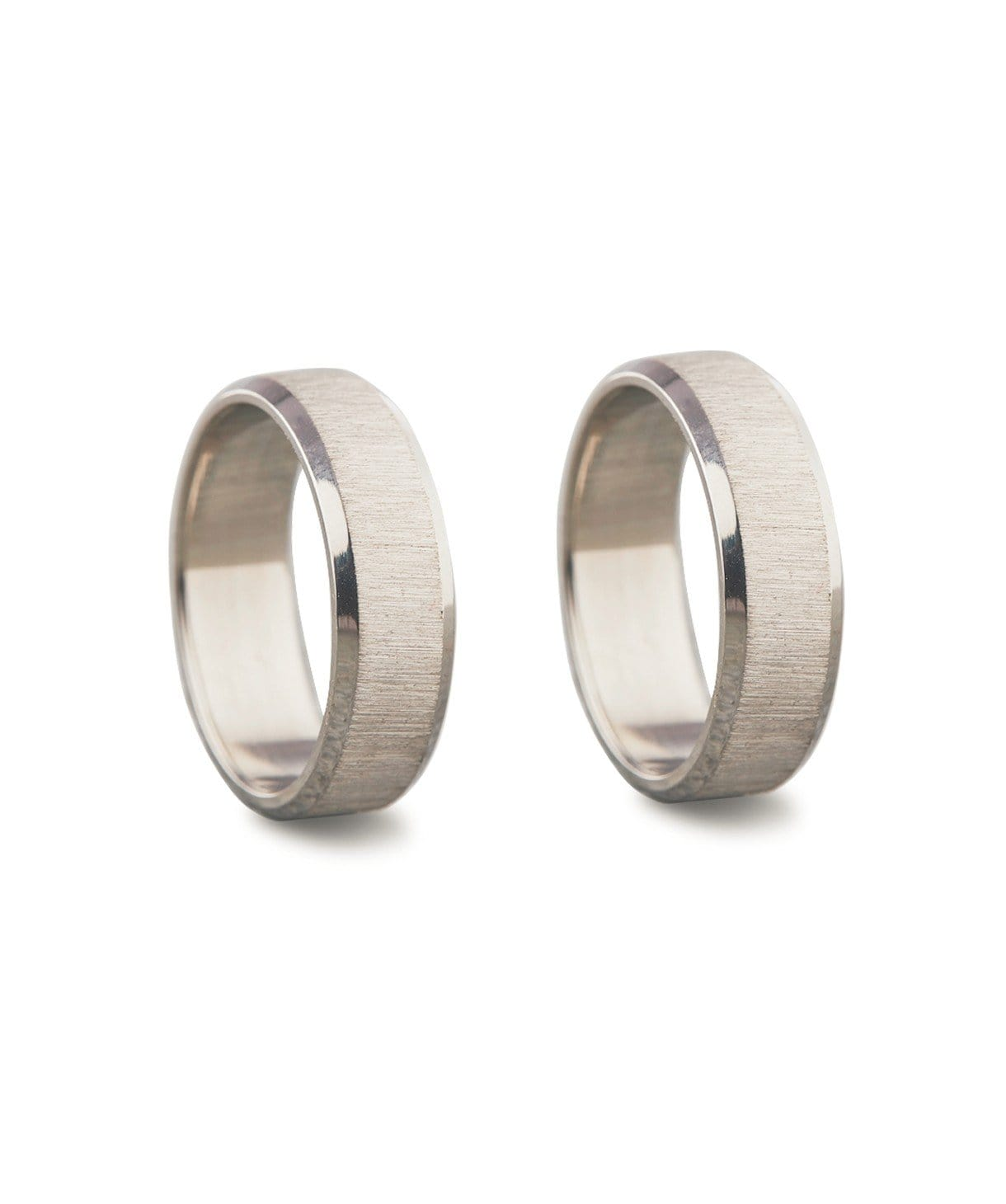 Dual Tone Ring Set - Uptownie