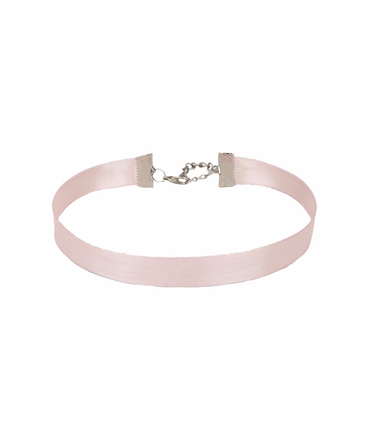 Pink Ribbon Choker - Uptownie