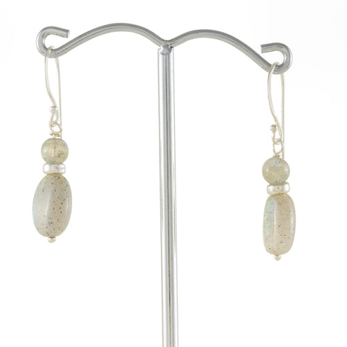 Labradorite Multi Drop Earrings | Stones that Rock