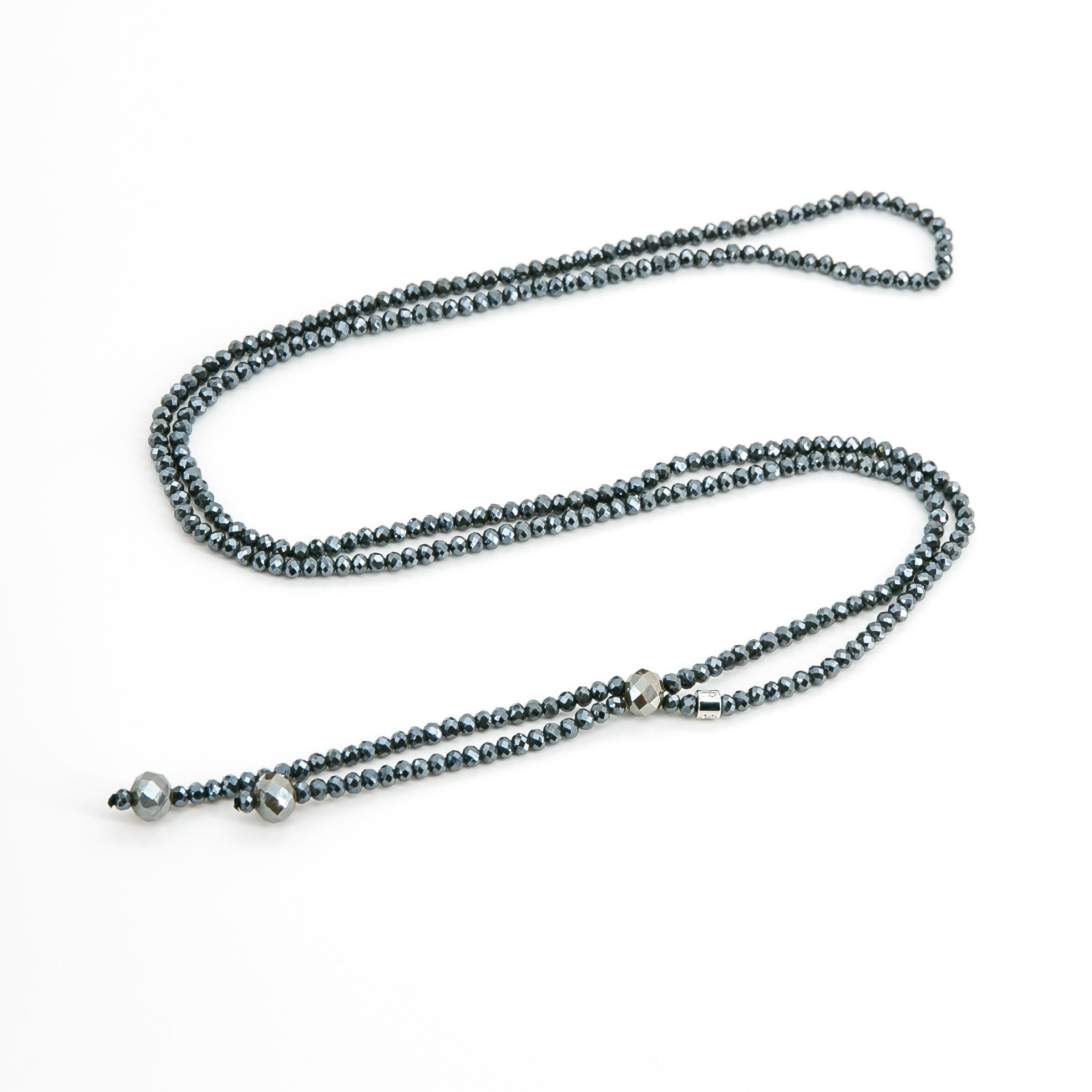 Dotty Long Crystal Necklace | Stones that Rock